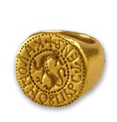 Пръстен печат на цар Калоян