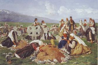 Картина на Иван Мърквичка