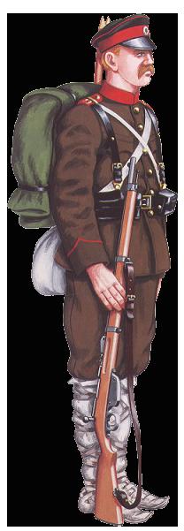 Войник Балканска война