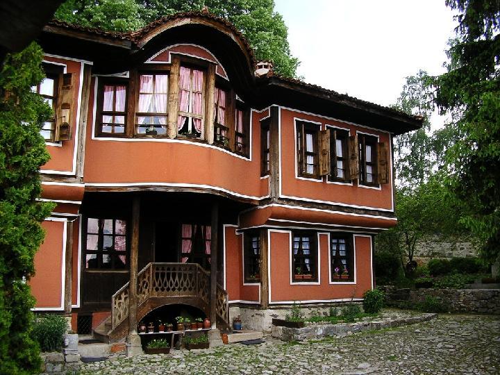 Къщата на Тодор Каблешков в Копривщица