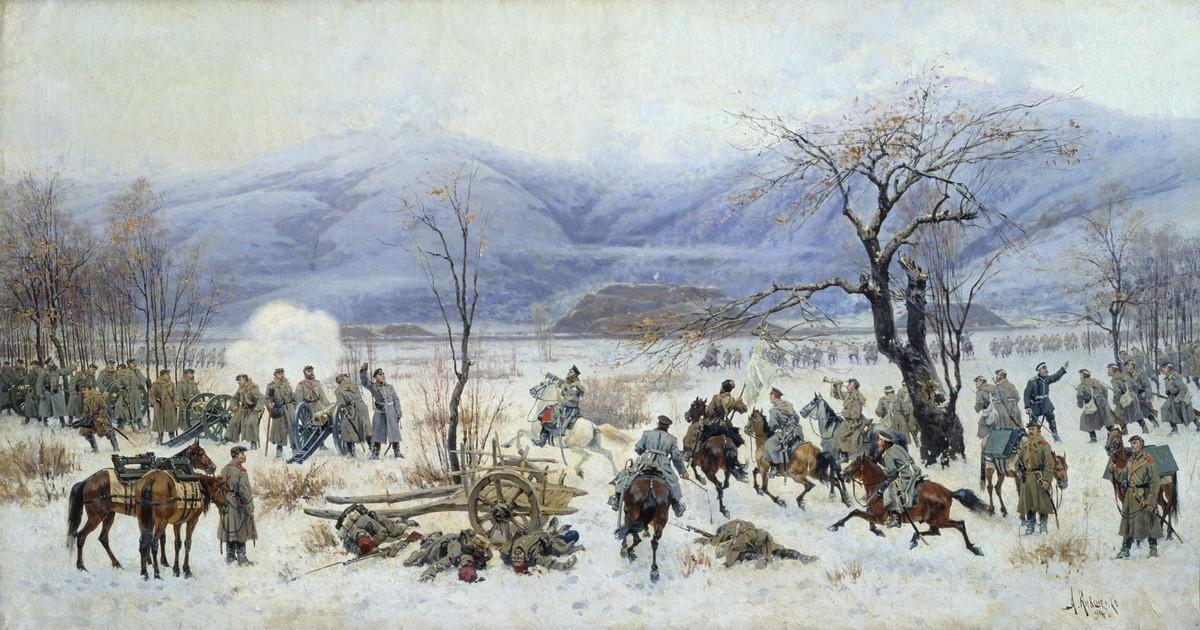 От Руско-турската освободителна война