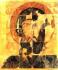 Керамичната икона на Св. Теодор Стратилат от Велики Преслав